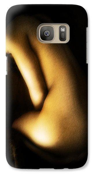 Galaxy Case featuring the photograph Pleasure by Selke Boris