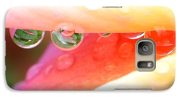 Galaxy Case featuring the photograph Plumeria by Susan D Moody