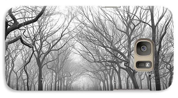 New York City - Poets Walk Central Park Galaxy S7 Case