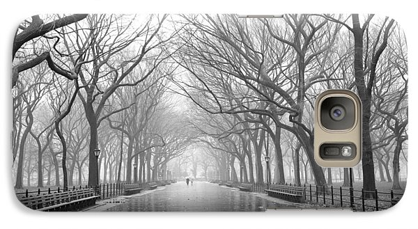 New York City - Poets Walk Central Park Galaxy S7 Case