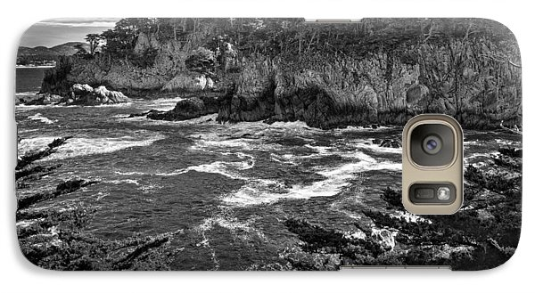 Galaxy Case featuring the photograph Point Lobo  by Ron White