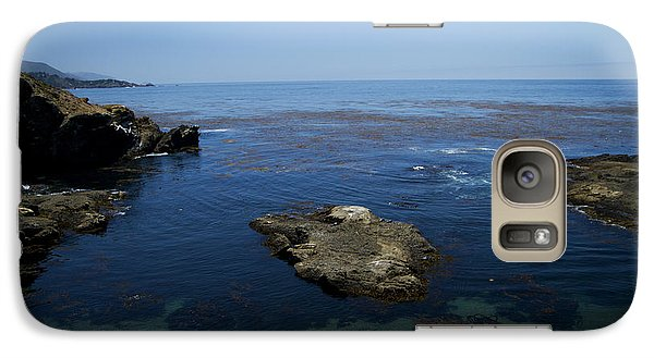 Galaxy Case featuring the photograph Point Lobos 1 by Tom Kelly