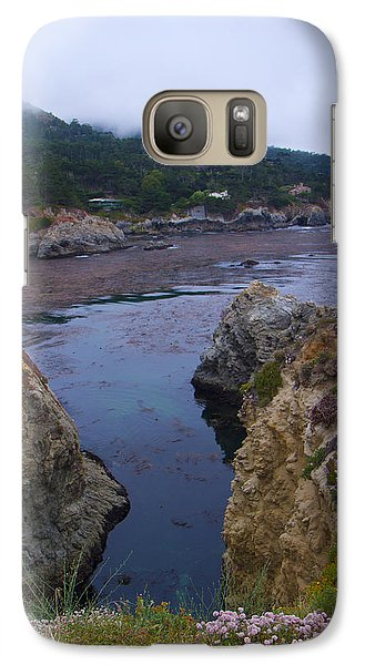 Galaxy Case featuring the photograph Point Lobos 5096 by Tom Kelly