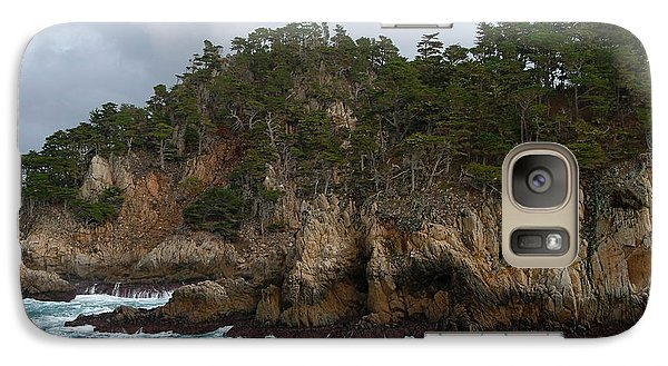 Point Lobos Coastal View Galaxy S7 Case