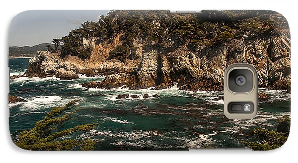 Galaxy Case featuring the photograph Point Lobos by Lee Kirchhevel