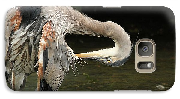 Galaxy Case featuring the photograph Point Of Interest by Heather King