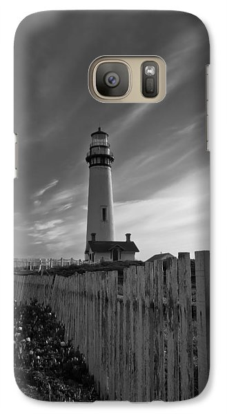 Galaxy Case featuring the photograph Point Pigeon Lighthouse by Jonathan Nguyen
