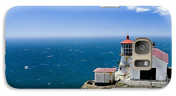 Point Reyes Lighthouse California Galaxy S7 Case