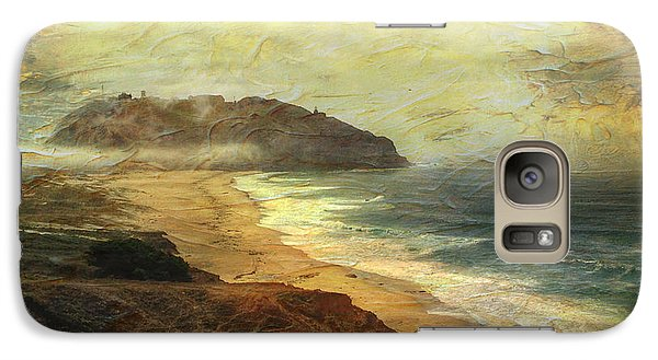 Point Sur Lighthouse Galaxy S7 Case