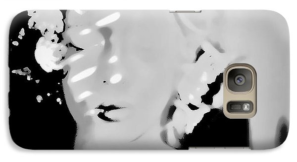 Galaxy Case featuring the photograph Poise by Jessica Shelton