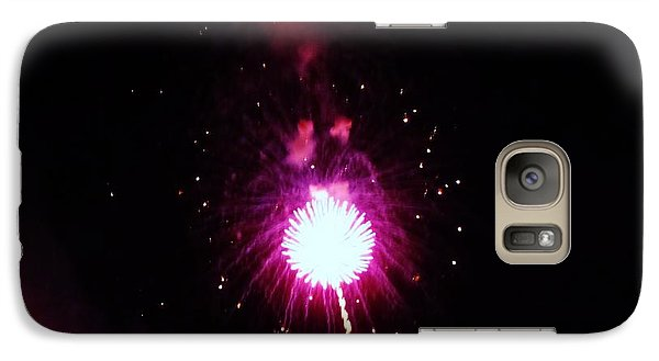 Galaxy Case featuring the photograph Pom Pom by Amar Sheow