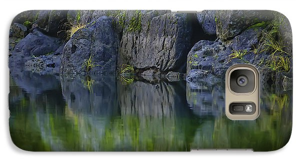 Galaxy Case featuring the photograph Ponderosa Paradise by Sherri Meyer