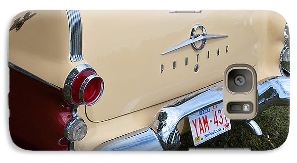 Galaxy Case featuring the photograph Pontiac Classic Car by Mick Flynn