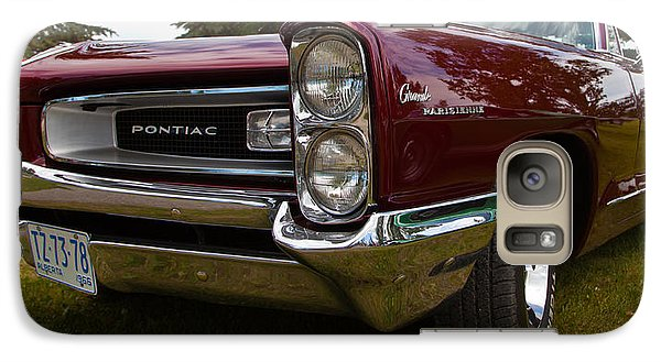 Galaxy Case featuring the photograph Pontiac Grande Parisienne by Mick Flynn