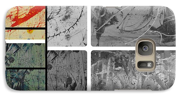 Galaxy Case featuring the photograph Poor And Rich by Sir Josef - Social Critic - ART