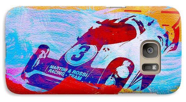 Martini Galaxy S7 Case - Porsche 917 Martini And Rossi by Naxart Studio