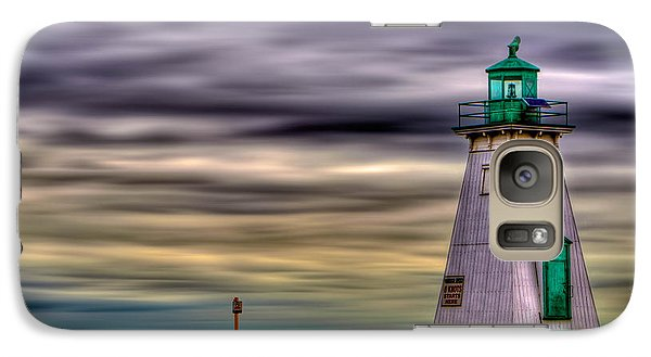 Galaxy Case featuring the photograph Port Dalhousie Lighthouse by Jerry Fornarotto