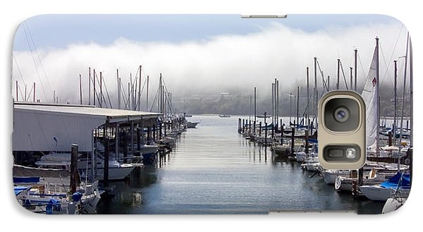 Galaxy Case featuring the photograph Port Kingston Marina by Greg Reed