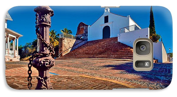 Galaxy Case featuring the photograph Porta Coeli Church by Ricardo J Ruiz de Porras
