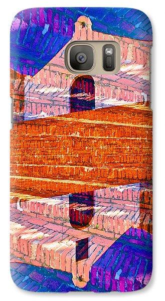 Galaxy Case featuring the photograph Porta Coeli by Ricardo J Ruiz de Porras