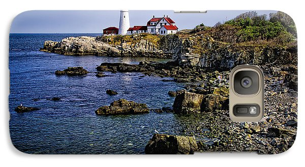 Portland Headlight 36 Galaxy S7 Case