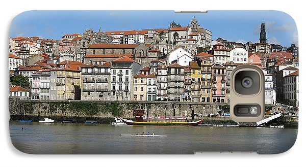 Galaxy Case featuring the photograph Porto by Arlene Carmel