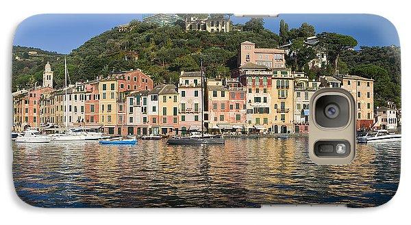 Galaxy Case featuring the photograph Portofino by Antonio Scarpi