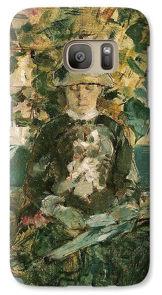 Portrait Of Adele Tapie De Celeyran Galaxy S7 Case
