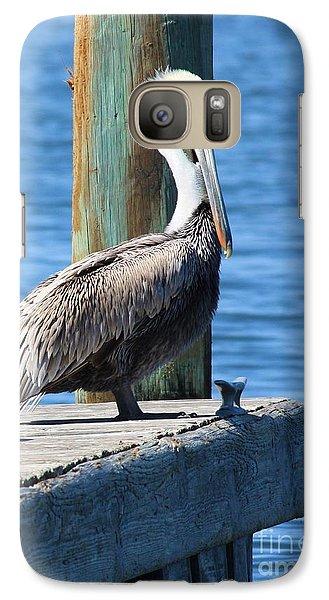 Posing Pelican Galaxy S7 Case