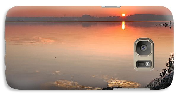 Galaxy Case featuring the photograph Potomac Sunrise by Steven Ainsworth