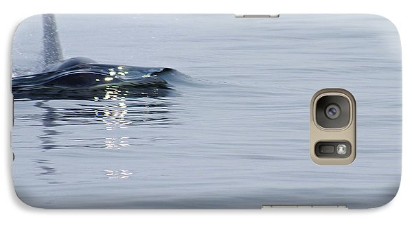 Galaxy Case featuring the photograph Power In Motion by Marilyn Wilson