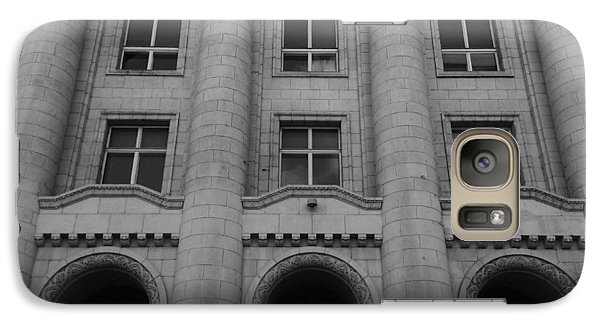 Galaxy Case featuring the photograph Power by Lucy D