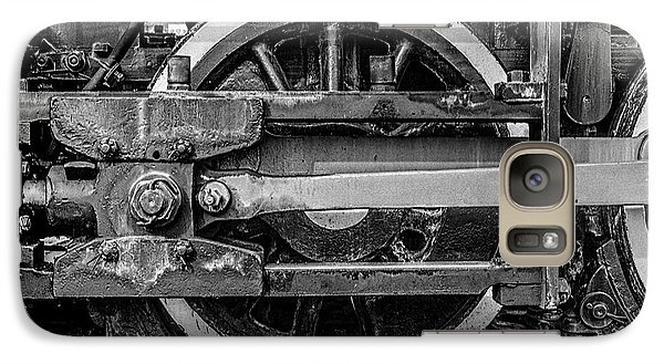 Galaxy Case featuring the photograph Power Stroke by Ken Smith