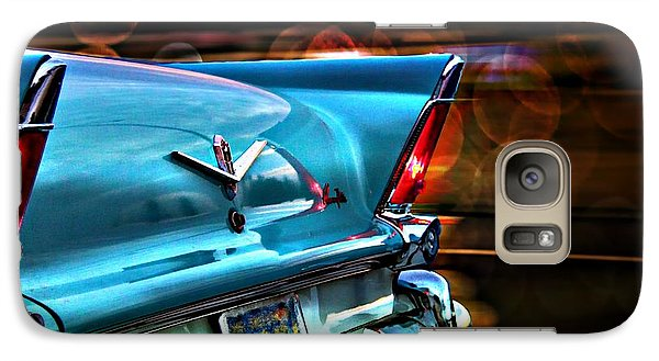 Vintage Car Galaxy Case featuring the photograph Powerflite by Aaron Berg