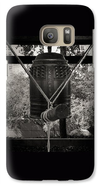 Galaxy Case featuring the photograph Prayer Bell by Darryl Dalton