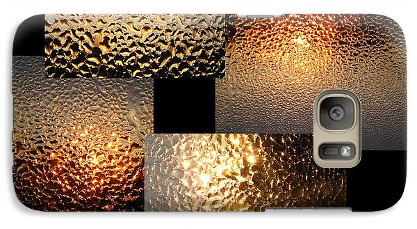 Galaxy Case featuring the photograph Precious Light Two by Joyce Dickens