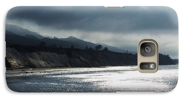 Galaxy Case featuring the photograph Precious Pacific by Christine Drake