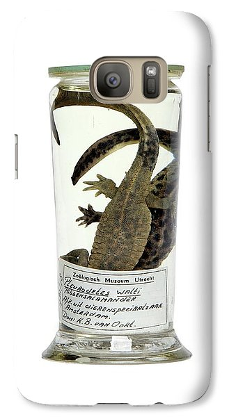 Preserved Newts Galaxy Case by Gregory Davies