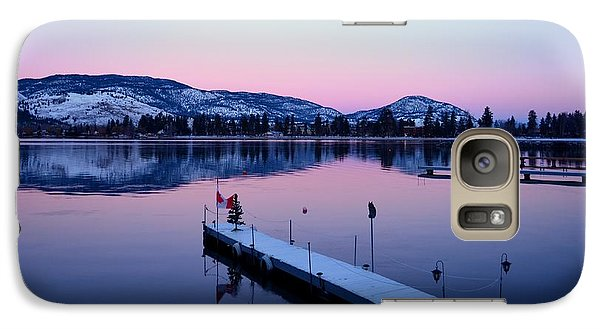 Galaxy Case featuring the photograph Pretty In Pink 001 by Guy Hoffman