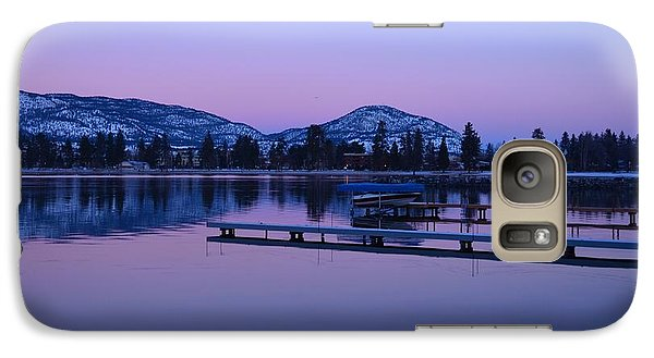 Galaxy Case featuring the photograph Pretty In Pink 002 by Guy Hoffman