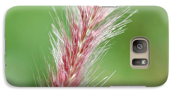 Galaxy Case featuring the photograph Pretty In Pink by Bianca Nadeau