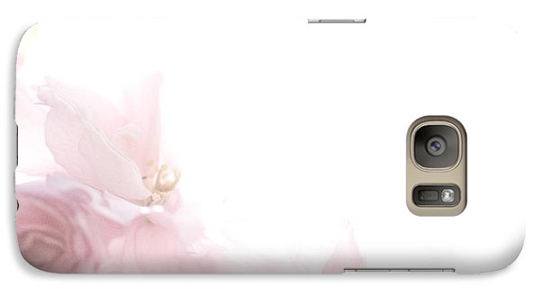 Galaxy Case featuring the photograph Pretty In Pink - The Dancer by Lisa Parrish