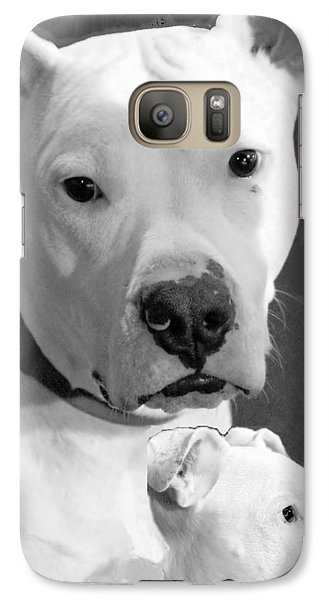 Galaxy Case featuring the photograph Prettyboy by Robert McCubbin