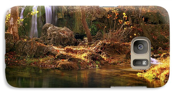 Galaxy Case featuring the photograph Price Falls 1 Of 5 by Jason Politte