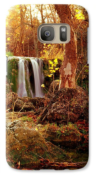 Galaxy Case featuring the photograph Price Falls 2 Of 5 by Jason Politte
