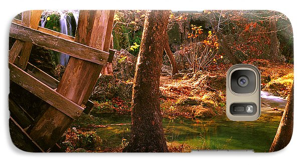 Galaxy Case featuring the photograph Price Falls 3 Of 5 by Jason Politte