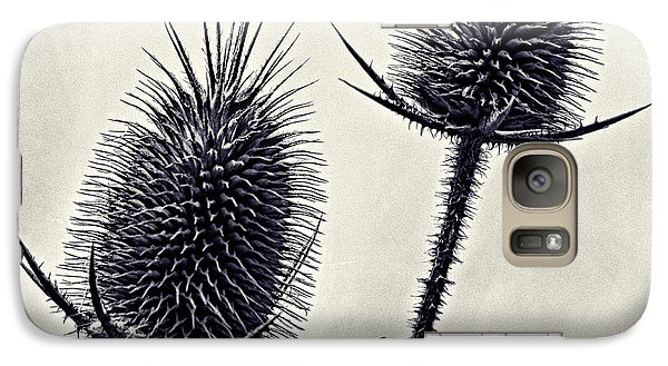 Galaxy Case featuring the photograph Prickly by John Hansen