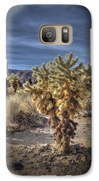 Prickly Pear Cactus Galaxy S7 Case