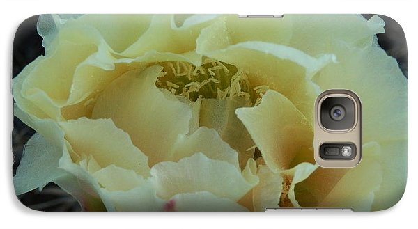 Galaxy Case featuring the photograph Prickly Pear by Jenessa Rahn