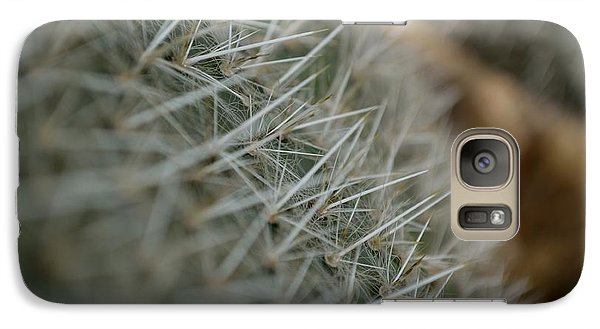 Galaxy Case featuring the photograph Prickly Pear by Scott Lyons